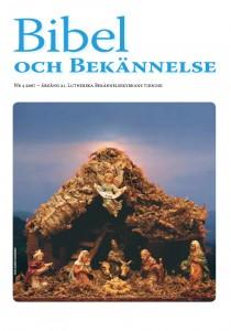 Bibel och Bekännelse 2007 nr 4