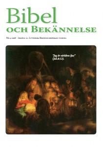 Bibel och Bekännelse 2008 nr 4