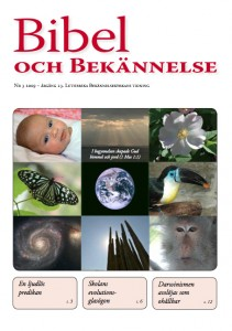 Bibel och Bekännelse 2009 nr 3