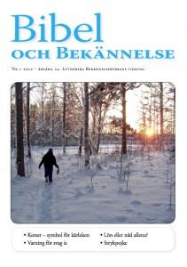 Bibel och Bekännelse 2010 nr 1