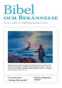 Bibel och Bekännelse 2010 nr 2