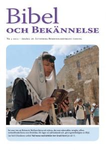 Bibel och Bekännelse 2012 nr 3