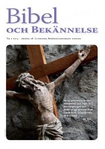 Bibel och Bekännelse 2014 nr.2