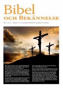 Bibel och Bekännelse 2015 nr 2