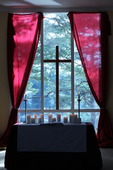 Ungdomsläger - Kors - Altare